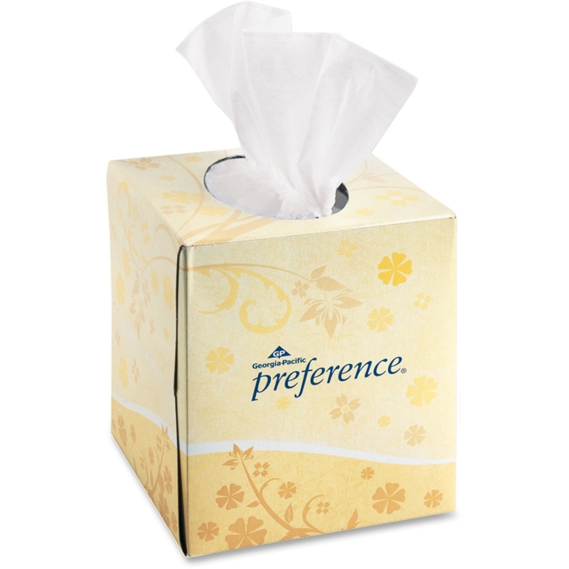 Georgia-Pacific Preference Facial Tissue 46200 GPC46200