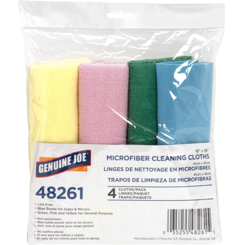Genuine Joe Cleaning Cloth 48261 GJO48261