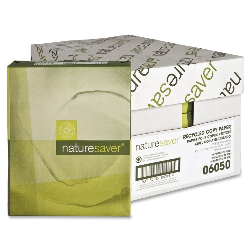 Nature Saver Recycled Paper 06050 NAT06050