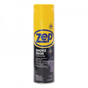 Zep Commercial Smoke Odor Eliminator, 16 oz, Spray, Fresh Scent, Can ZPE1044121 1044121