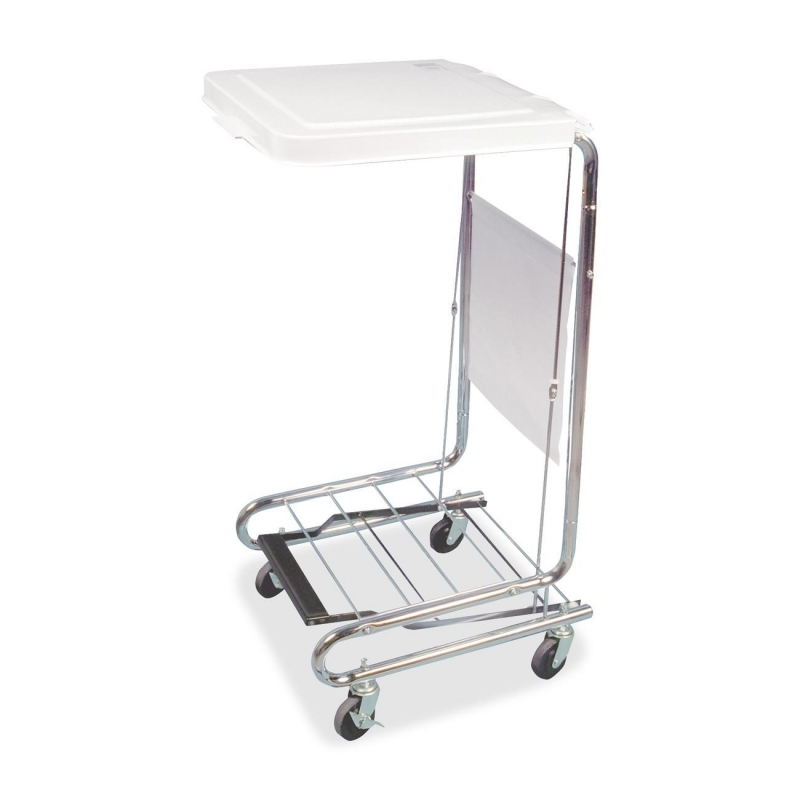 Hausmann Mobile Hamper Cart 2189 HNI2189