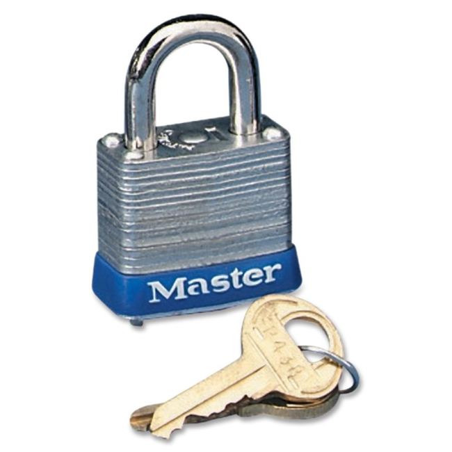 Master Lock Master Lock High Security Keyed Padlock 3D MLK3D