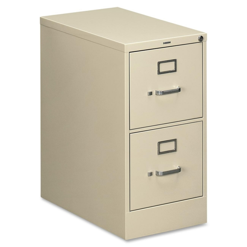 HON HON Vertical File With Lock 512PL HON512PL