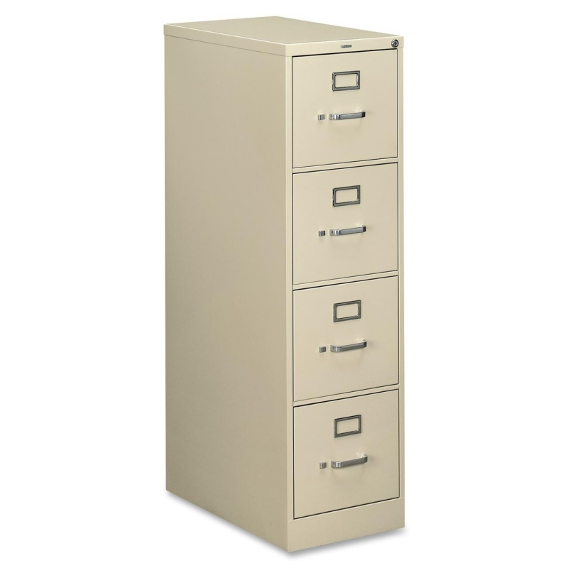 HON HON Vertical File With Lock 514PL HON514PL