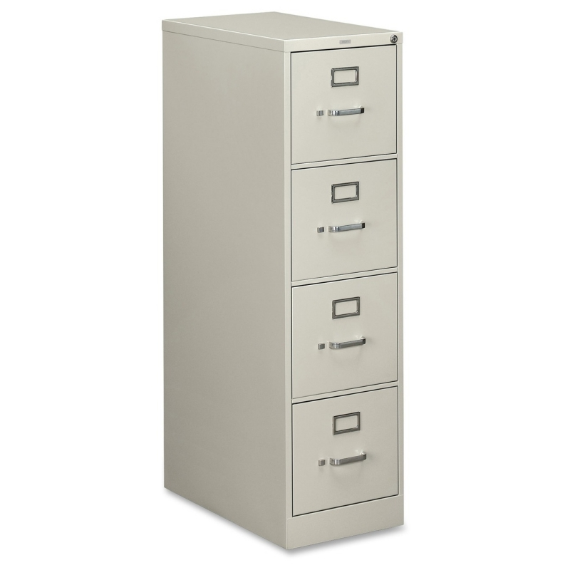 HON HON Vertical File With Lock 514PQ HON514PQ