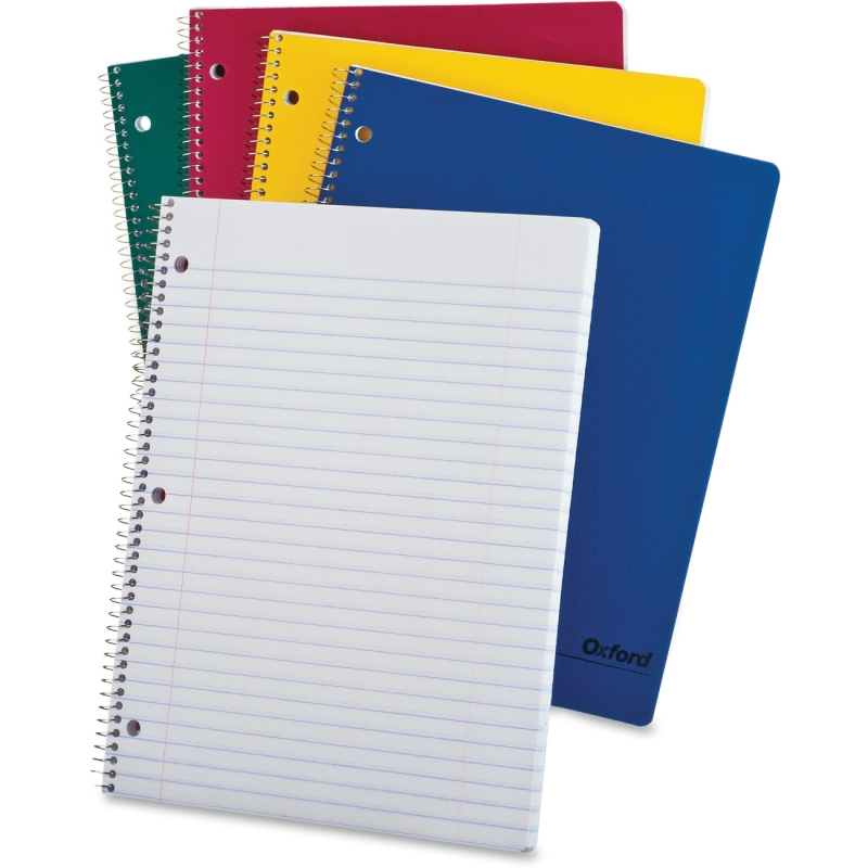 TOPS 1-Subject Wirebound Notebook 25411 TOP25411
