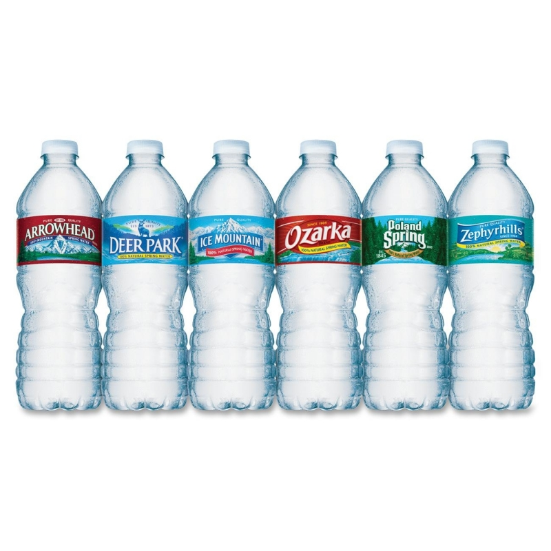 Nestle Nestle Premium Spring Bottled Water 101243 NLE101243