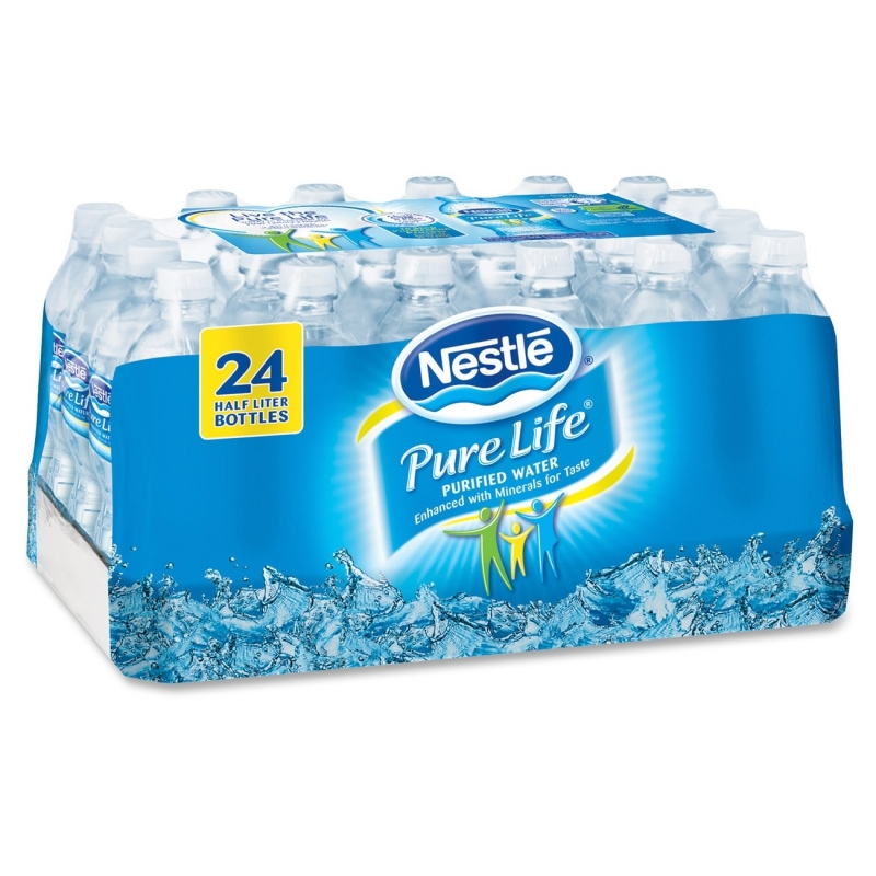 Pure Life Pure Life Purified Water 101264 NLE101264