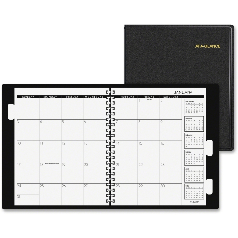 At-A-Glance At-A-Glance Five-Year Long-Range Monthly Planner 70-296-05 AAG7029605