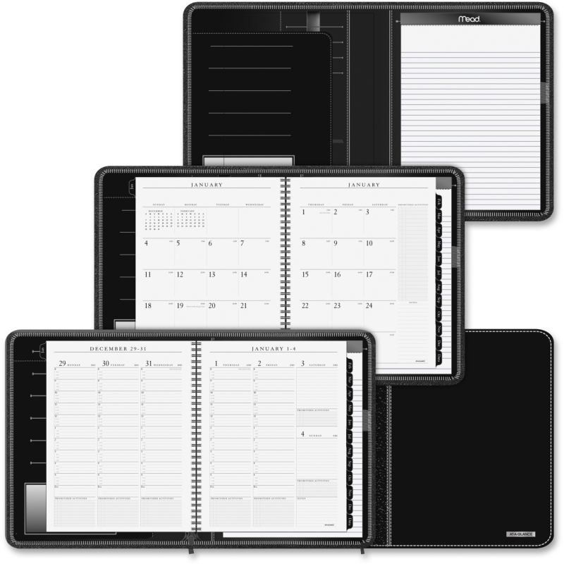 At-A-Glance At-A-Glance DayMinder Premiere Planner 70-NX81-05 AAG70NX8105
