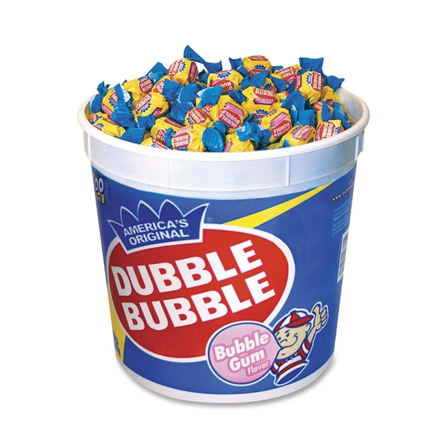 Dubble Bubble Chewing Gum 16403 TOO16403