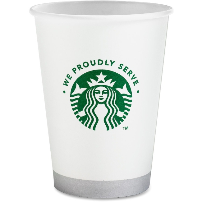 Starbucks Starbucks Compostable 12oz Hot/Cold Cups 11032976 SBK11032976