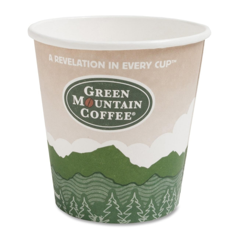 Green Mountain Coffee Roasters GMCR12OZCUPS,1000/CT 93766 GMT93766