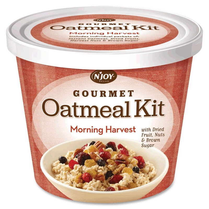 Njoy Gourmet Morning Harvest Oatmeal 40772 SUG40772