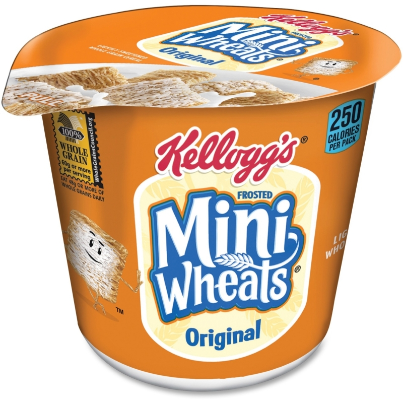 Keebler Keebler Frost Mini Wheats Cereal 42799 KEB42799 3800042798