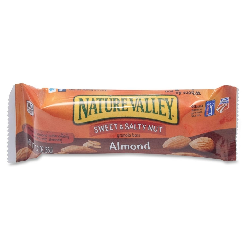 Nature Valley Sweet & Salty Nut Bars with almonds SN42068 GNMSN42068