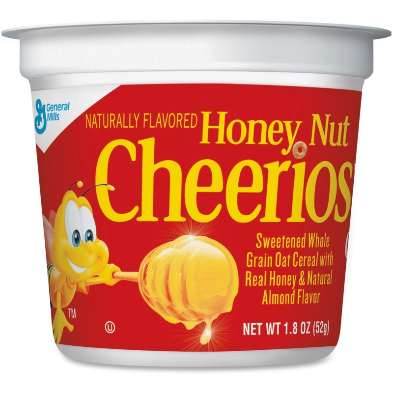 Cheerios Honey Nut Cereal-In-A-Cup SN13898 GNMSN13898