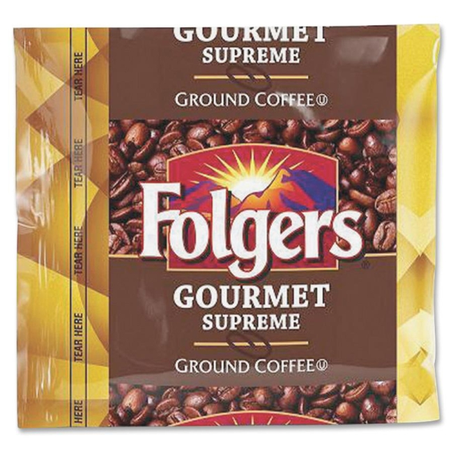 Folgers Folgers Gourmet Supreme Ground Coffee Ground 06437 FOL06437