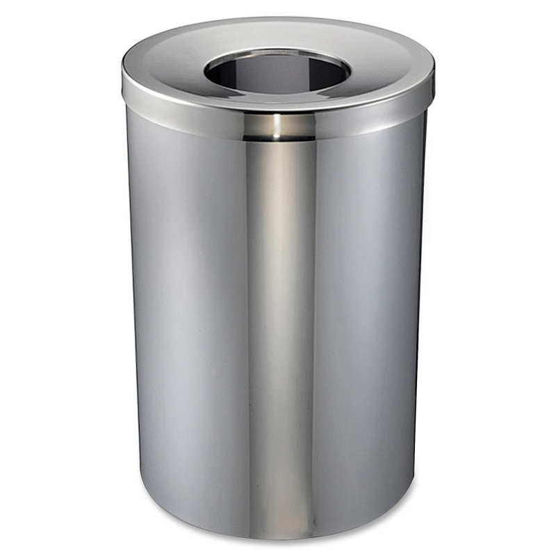 Genuine Joe Open Mouth Waste Receptacle 58895 GJO58895