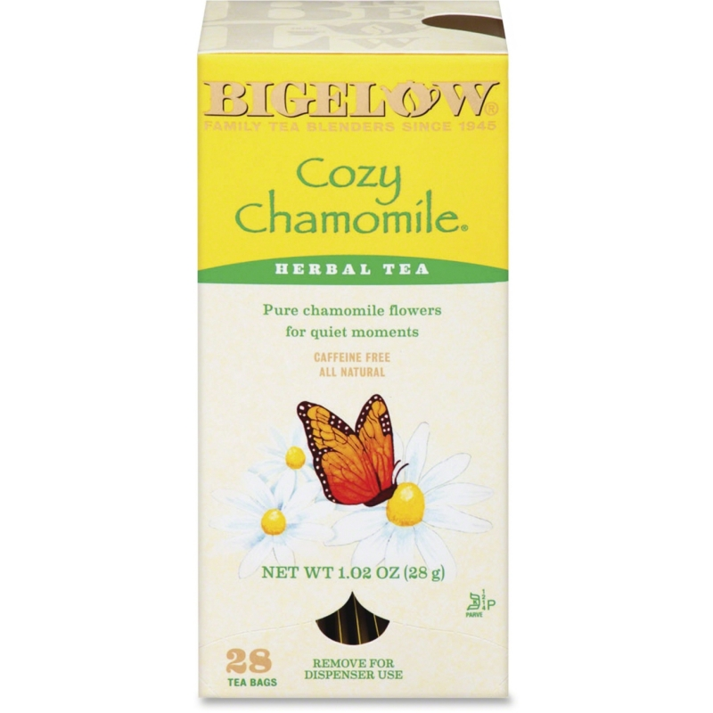 Bigelow Tea Chamomile Herbal Tea 00401 BTC00401