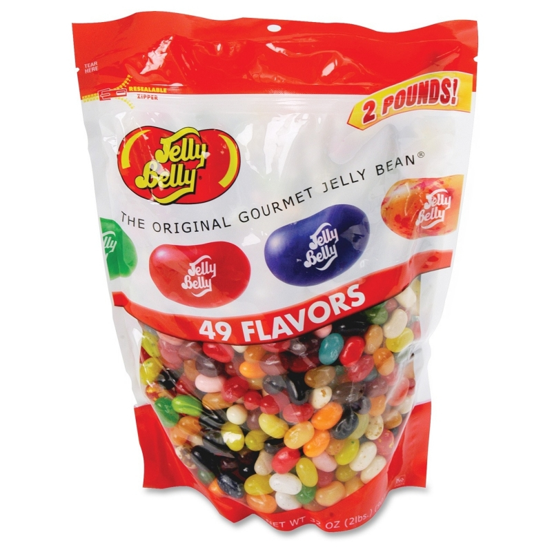 Jelly Belly 49 Flavors Jelly Bean Bag 98475 JLL98475