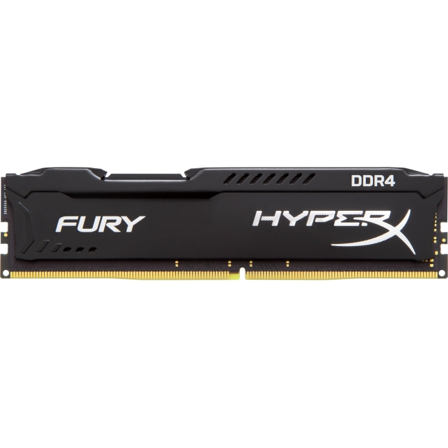 Kingston HyperX FURY Memory Black - 8GB Module-DDR4 2666MHz HX426C15FB/8