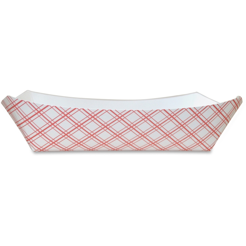 SQP 3 lb. Capacity Paper Food Baskets 30LAG300 SQP30LAG300