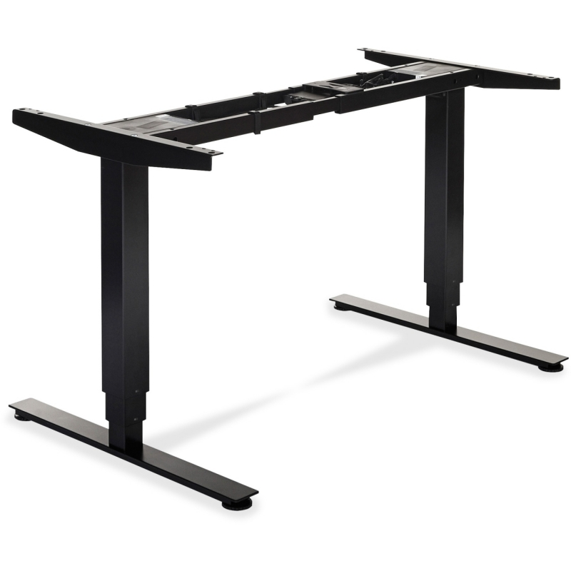 Lorell Electric Height Adj. Sit-Stand Desk Frame 25992 LLR25992