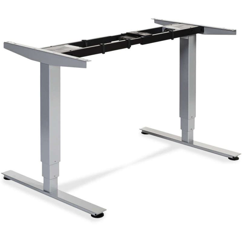 Lorell Electric Height Adj. Sit-Stand Desk Frame 25993 LLR25993