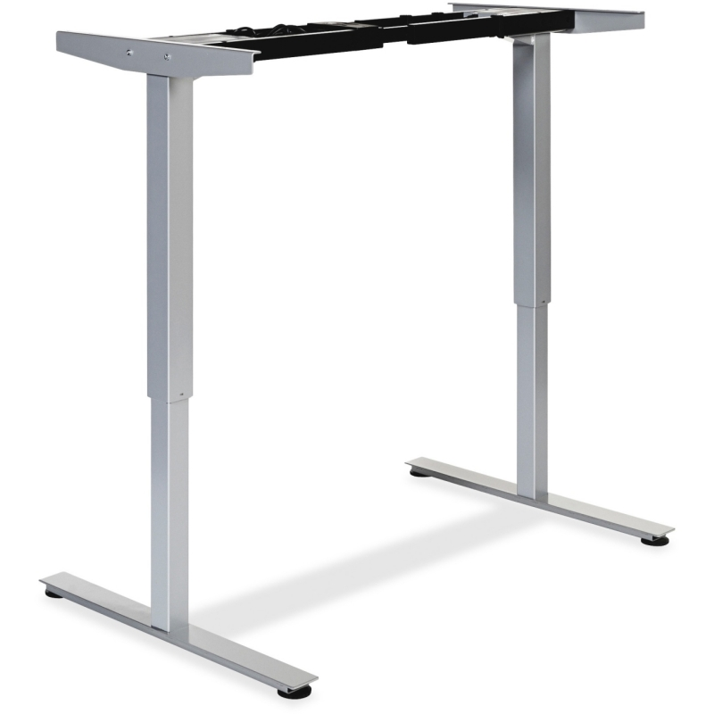 Lorell Electric Height Adj. Sit-Stand Desk Frame 25995 LLR25995