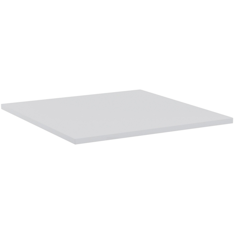 Lorell Hospitality Square Tabletop - Light Gray 62587 LLR62587