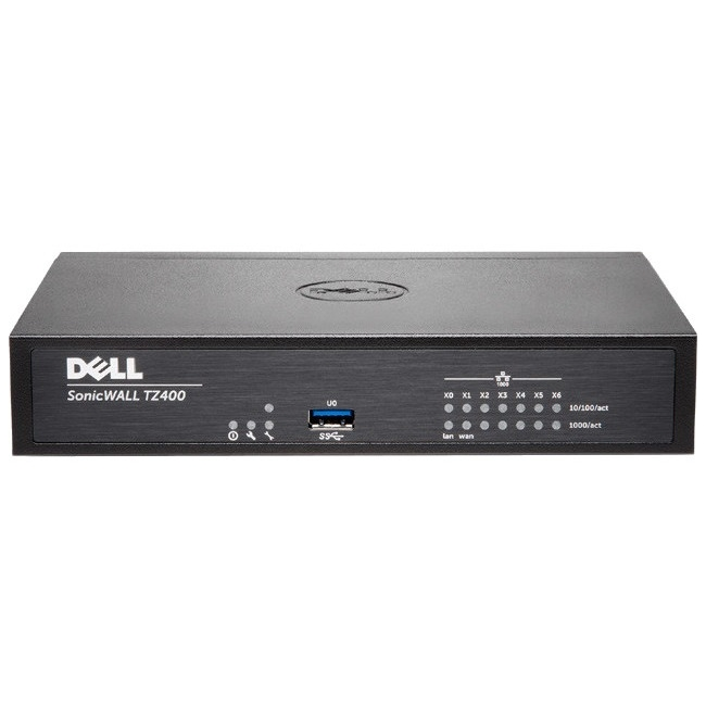 SonicWALL Network Security/Firewall Appliance 01-SSC-0507 TZ400