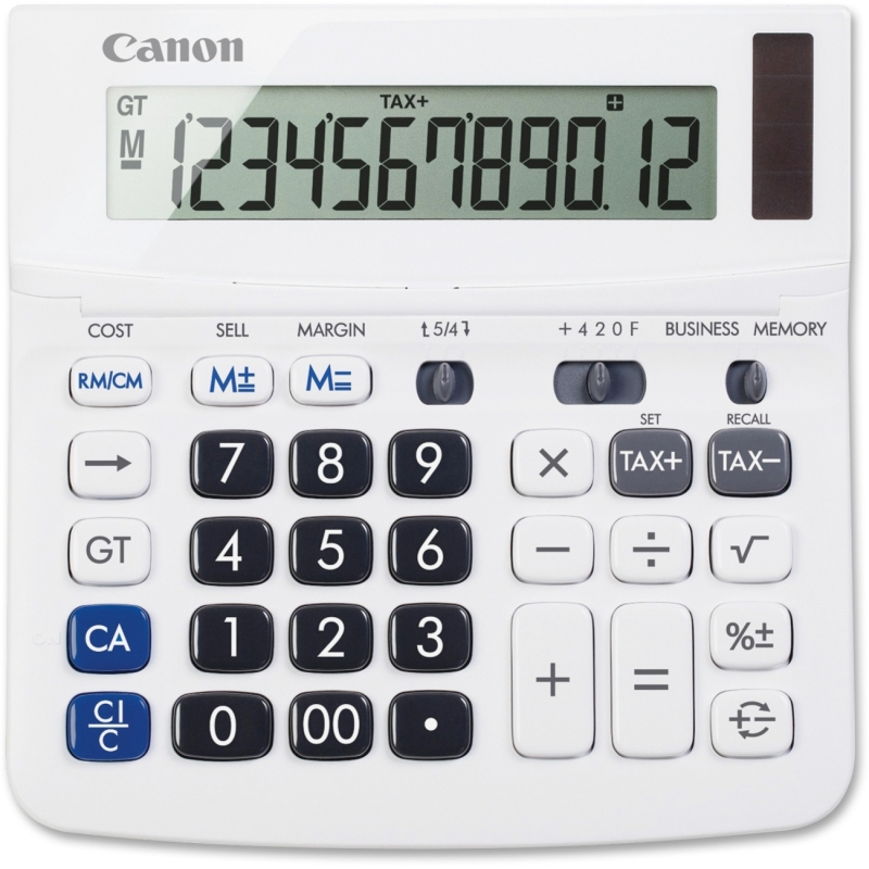 Canon Handheld Display Calculator TX220TSII CNMTX220TSII TX-220TS
