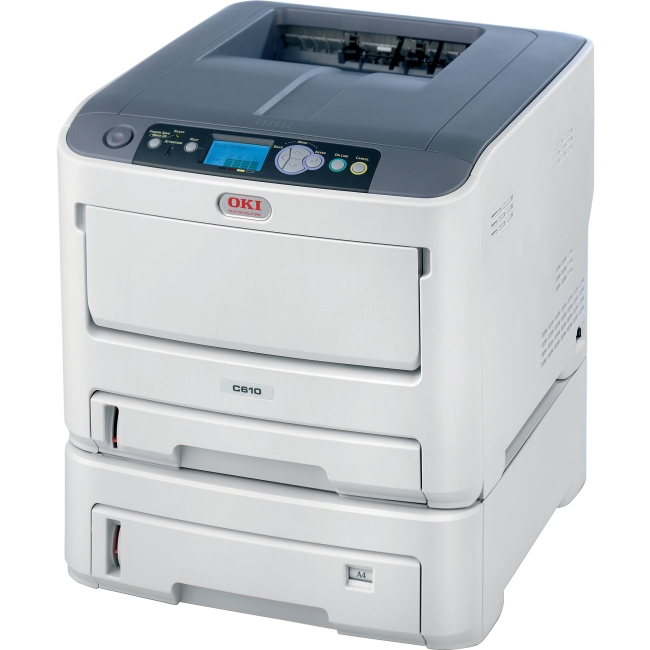 Oki LED Printer 62446705 C610DTN