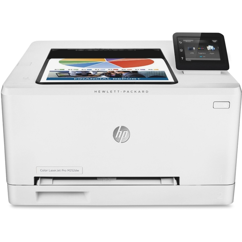 HP Color LaserJet Pro Printer B4A22A HEWB4A22A M252DW