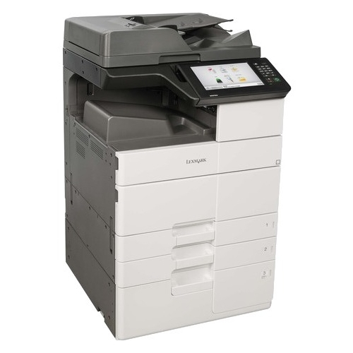 Lexmark Laser Multifunction Printer Government Compliant CAC Enabled 26ZT021 MX912DXE