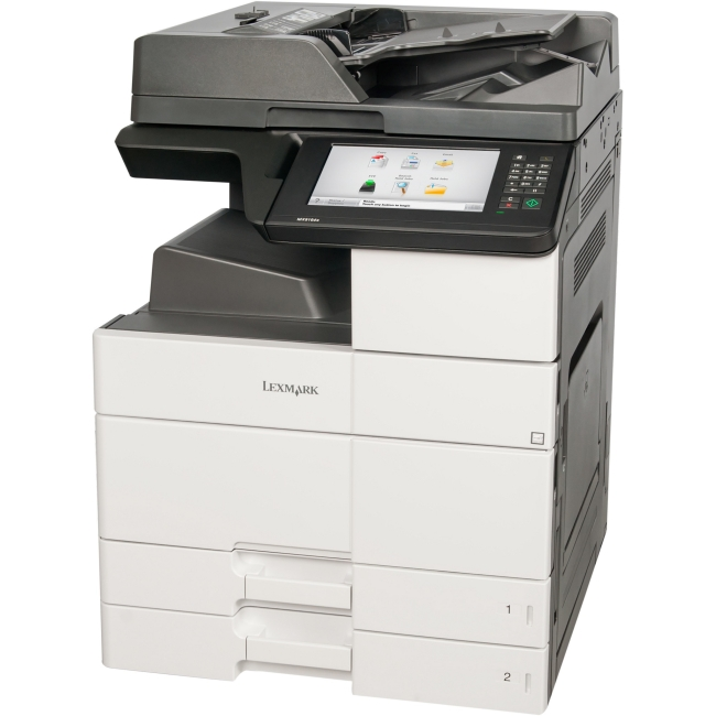 Lexmark Multifunction Laser Printer Government Compliant CAC Enabled 26ZT009 MX910DE