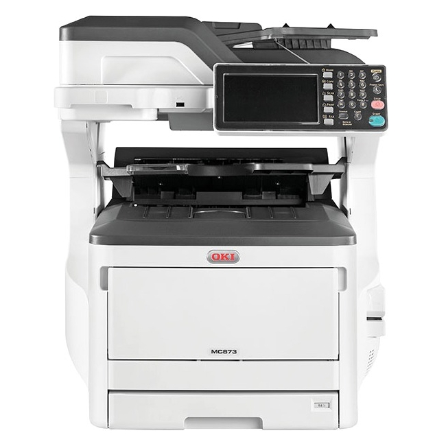 Oki LED Multifunction Printer 62445301 MC873DN