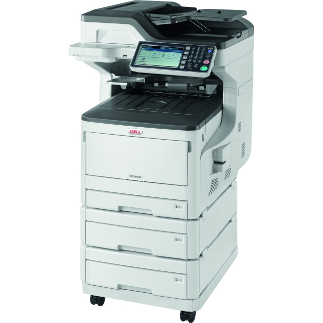 Oki LED Multifunction Printer 62445303 MC873DNX