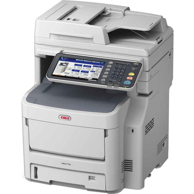 Oki LED Multifunction Printer 62446204 MC770+ Wireless