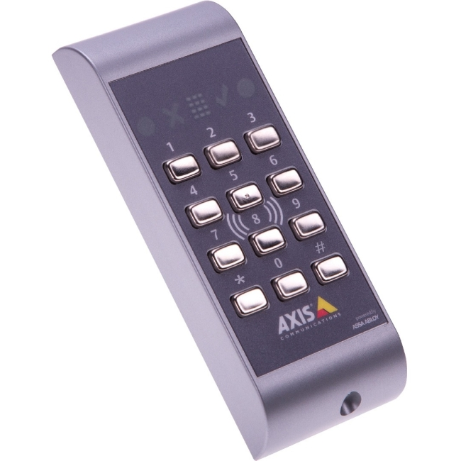 AXIS Reader Generic Touch-Free Reader with Keypad 0745-001 A4011-E