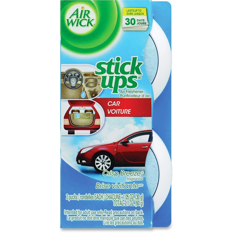 Airwick Stick Ups Scented Car Air Freshener 85823 RAC85823
