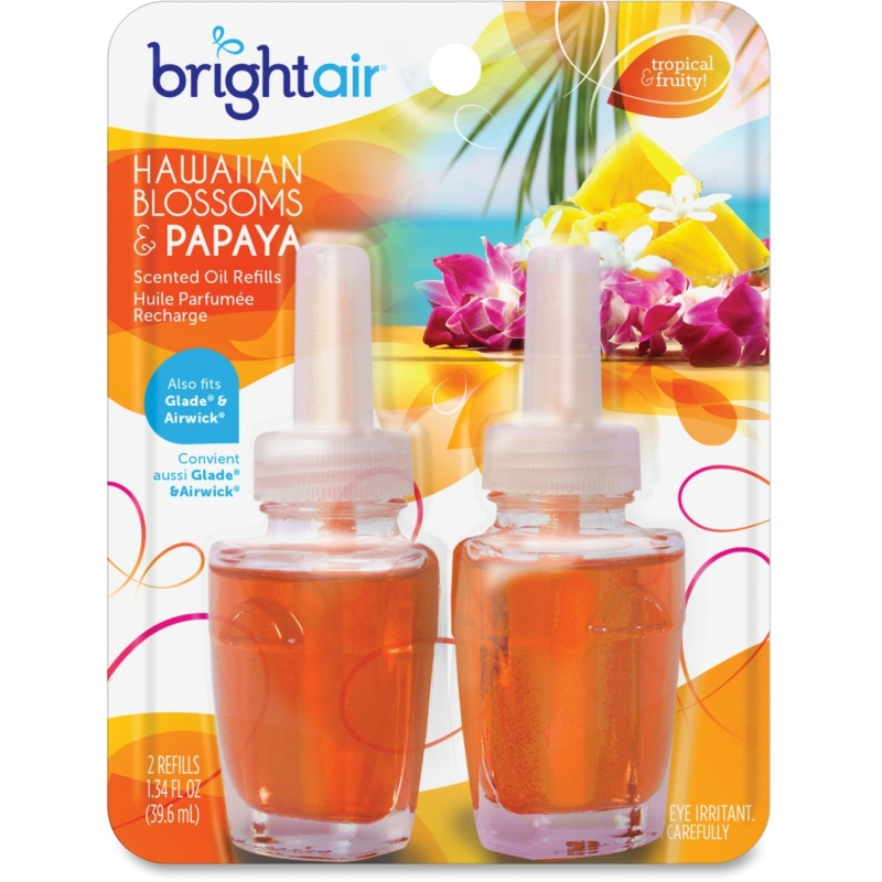 Bright Air Electric Scented Oil Air Freshener Refill 900256 BRI900256