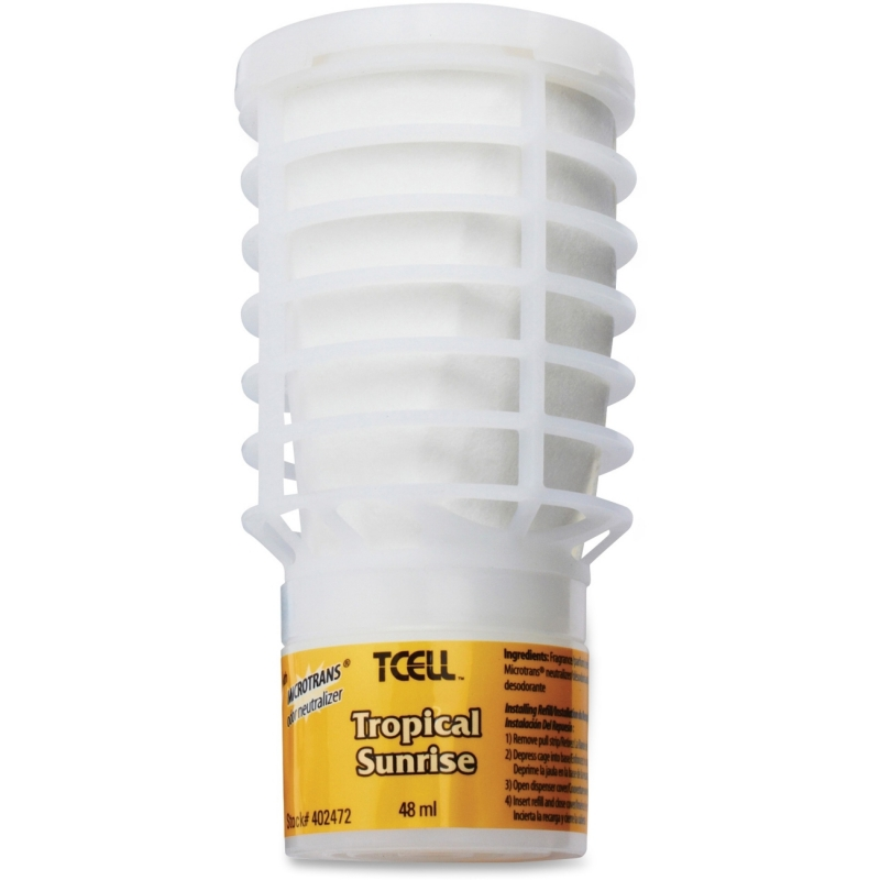 Rubbermaid Commercial TCell Dispenser Fragrance Refill 402472 RCP402472