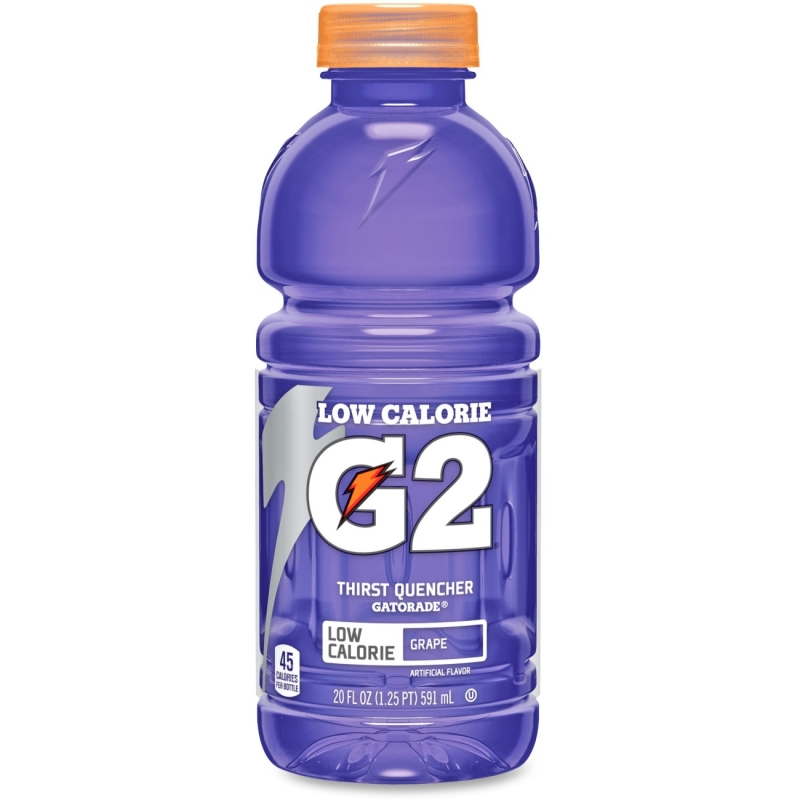 Gatorade G2 Bottled Sports Drink 20406 QKR20406