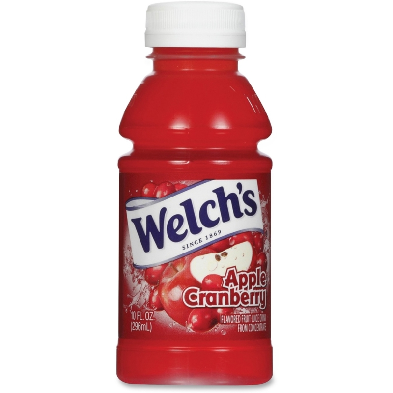 Welch's Apple Cranberry Drink 45610 WEL45610