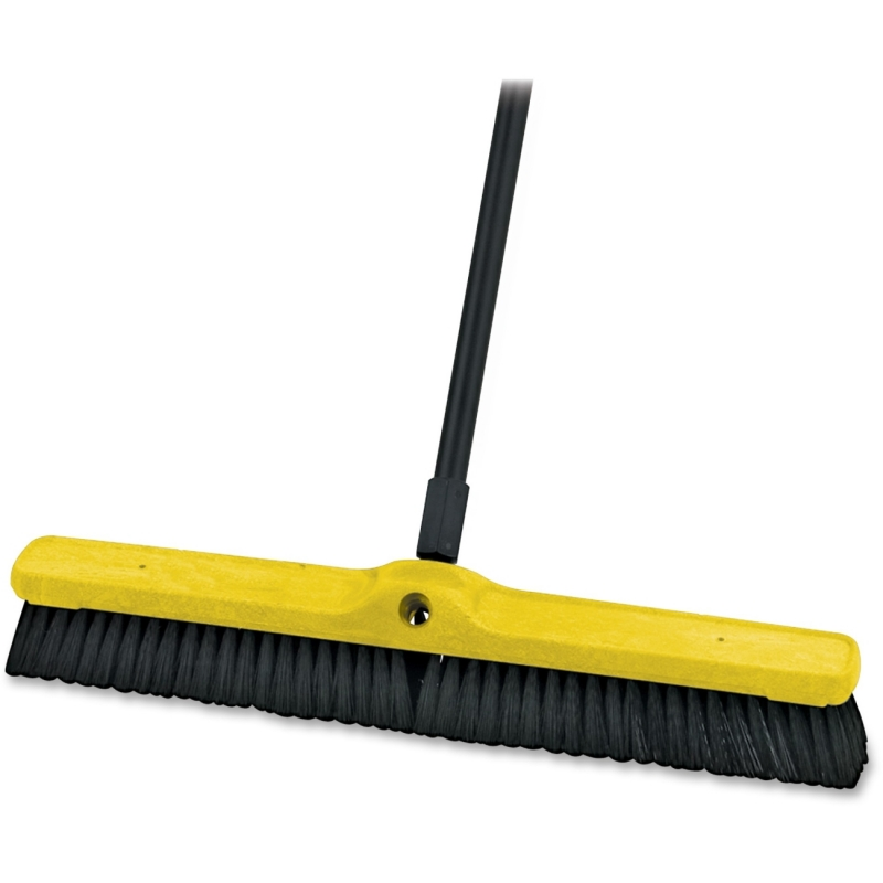 Rubbermaid Commercial Plastic Foam Block Broom Head 9B0900BK RCP9B0900BK