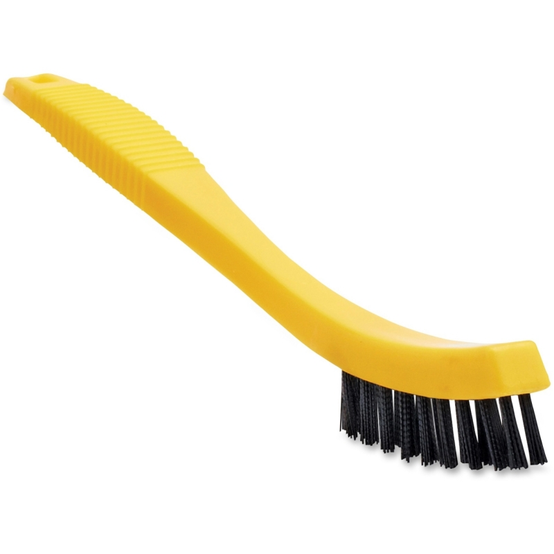 Rubbermaid Commercial Tile / Grout Cleaning Brush 9B5600BK RCP9B5600BK