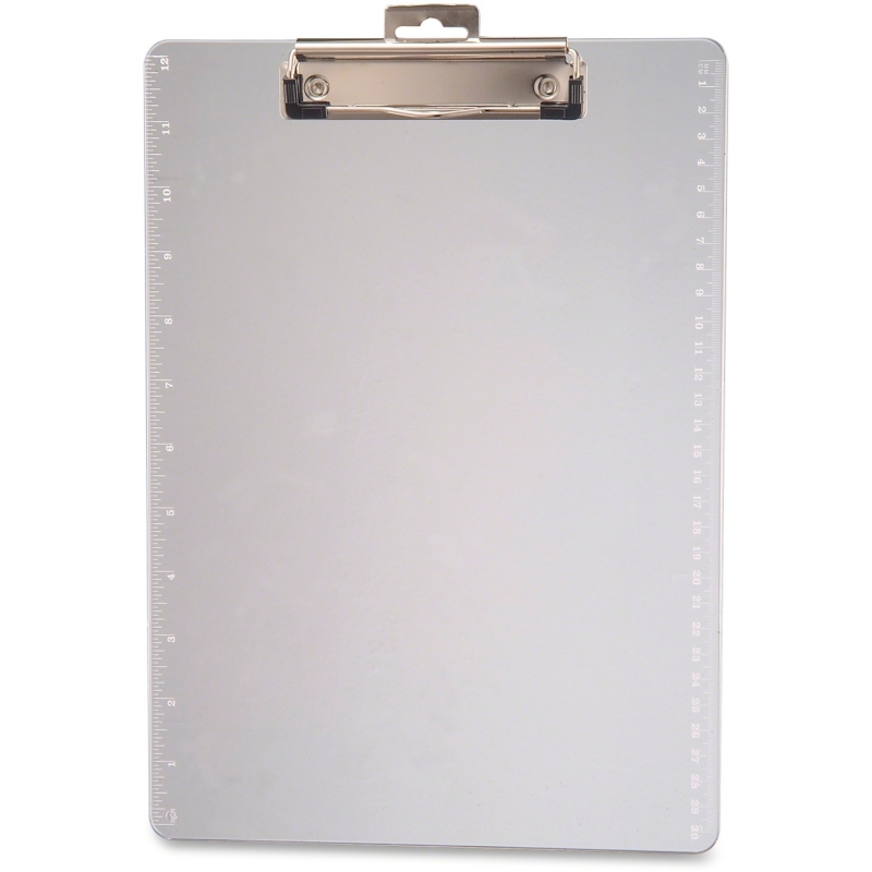 OIC Transparent Plastic Clipboard 83016 OIC83016