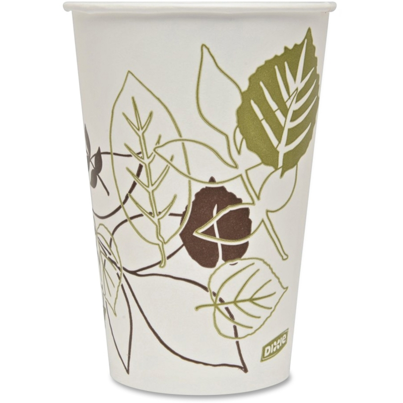 Dixie Pathways Poly Paper Cold Cups 16PPATH DXE16PPATH